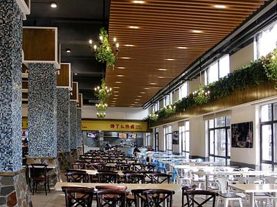 长沙理工大学东苑一食堂